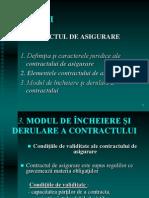 Contractul de Asigurare II