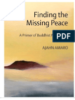 Finding the Missing Peace - Ajahn Amaro
