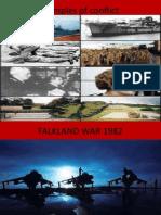Falkland War 1982 Ss Slide