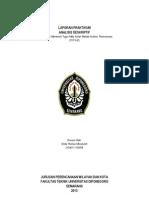 Cover Pretest Analisis Deskriptif