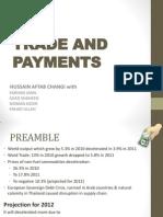 Macroeconomics Presentation - Trade and Payments - Pakistan 2011-12