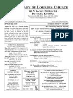 Bulletin March 22