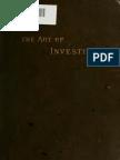 Art of Investing
