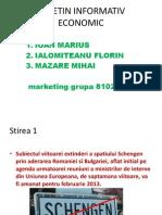 Buletin Informativ Economic