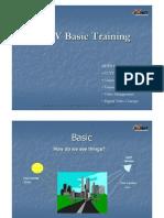 CCTV Basic Training