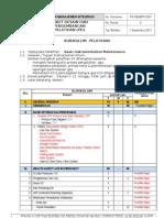 Kurikulum Basic of Instrument Maintenance Training PPGJ for 2013 Rev-1