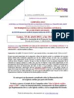 Campaña IRPF 2012-Andalucía Laica