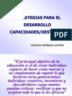 ESTRATEGIAS METODOLOGICAS DIVERSAS