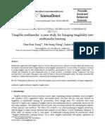 Tangible multimedia