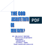 The God Absolute Truth or Mere Faith
