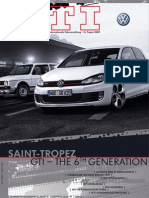 Golf  6 GTI Fahrtests in Saint-Tropez