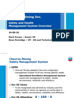 Chevron Mining Inc