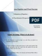 Valuation IMT 2013 Part I