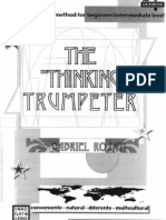 The Thinking Trumpeter Basic Method by GABRIEL ROSATI