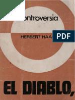 Herbert Haag El Diablo Un Fantasma
