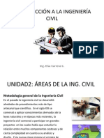 1areas de Accion de Ing Civil