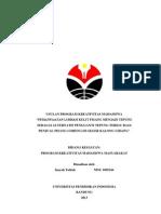 Proposal Pkm-m Inayah Taibah 1005244