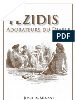 Les Yézidis adorateurs du Diable FRENCH eBook