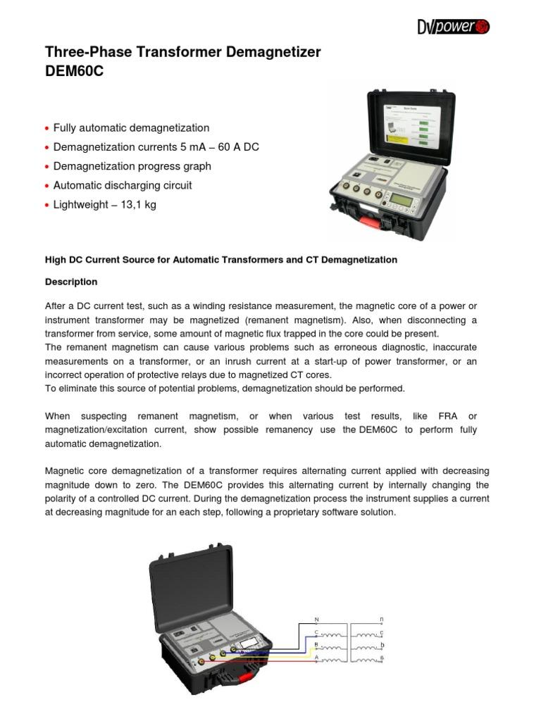 Dem60c Transformer Power Supply Also Schematic Diagram On Alternating Current Source