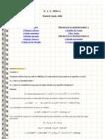 49146400 Fisica Ejercicios Resueltos Soluciones Selectividad Madrid 2002 a 2004