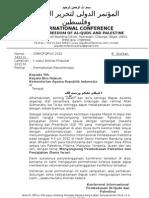 258-Surat Permohonan Rekomendasi Kepala Biro Hukum Depag