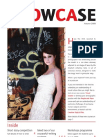 Showcase Newsletter Winter '08