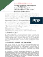 Evolucion de la Conciencia - V.·.H.·.Grimaldo Sócrates Vera Franck, 4°