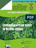 Ape Uzate mediul rural