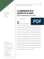 Lectura clase N° 1 Globalización de la atención en salud