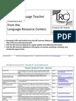 Free FL Resources