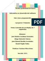 I Proyecto de Program