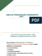 Area de Preservacao Permanente