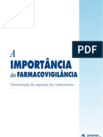 A Importancia Da Farmacovigilancia - APOSTILA