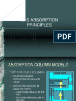 17 - Gas Absorption Principles