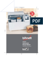 Bifinett Bread Maker