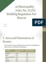 Muscat Regulation2013