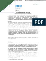 Lisiê Ferreira Prestes - Tratados Internacionais