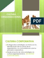 Calse 4. Cultura Organizacional