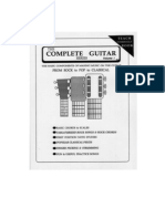 Complete Guitar Book (Very Basic)