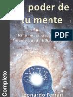 El Poder de Tu Mente (Leonardo Ferrari)