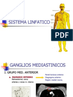Tórax - Mediastino - Glanglios Linfáticos - 04