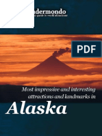 Most interesting landmarks and attractions in Alaska