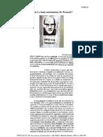 Foucault Homo Oeconomicus