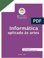INFORMÁTICA APLICADA AO ENSINO DE ARTE