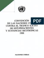 Convención ONU 1988