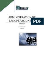 TIPOS DE ESTRATEGIAS EN EL ÁREA DE OPERACIONES