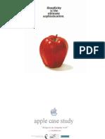 Apple Brand Experience