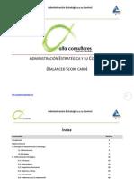 Antologia Administración Estratégica