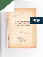 El Montevideo Victima de Los Piratas Nazis