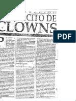 Ejercito de Clowns